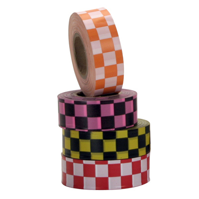 Checkerboard Roll Flagging