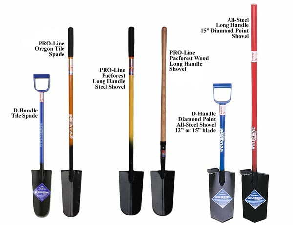 Tree Planting Shovels