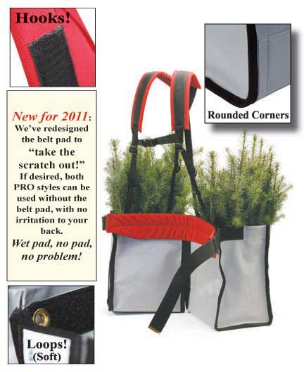 Tree Planting Bags & Accessories