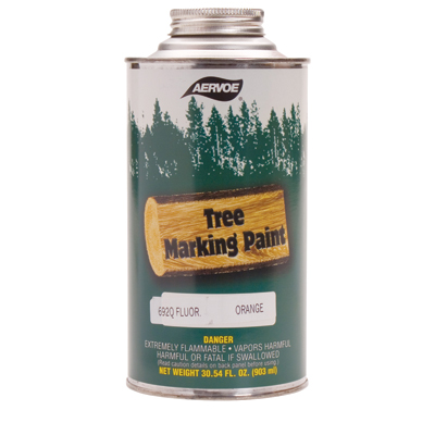 Aervoe Tree Marking Paint (Quart cans)