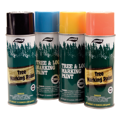 Aervoe Tree and Log Marking Paint 12oz
