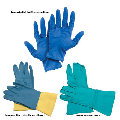 Herbicide/Chemical Applicators Gloves