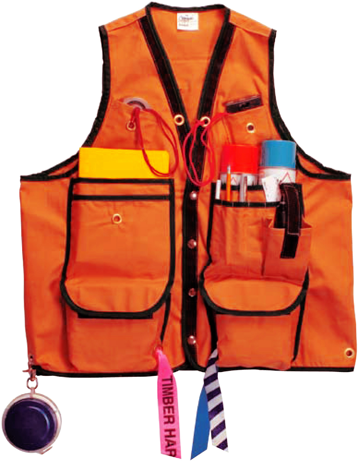 Pacforest Supply Cruiser Vests