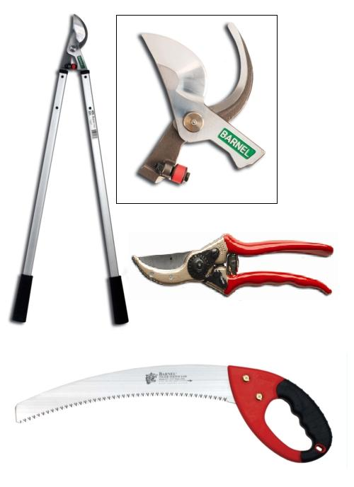 Pruners, Saws, and Loppers