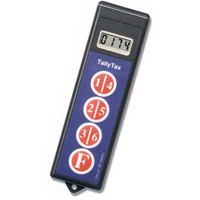 Haglof Electronic Talley Counter