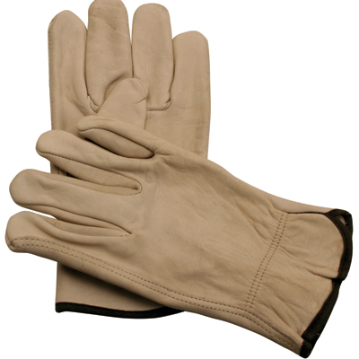 Top Grain Leather Driver's Gloves