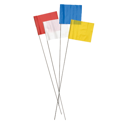 Wire Flag Stakes