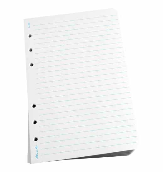 RTR LL392 - Rite in the Rain Loose Leaf pages (100 sheets) - Journal -LL392