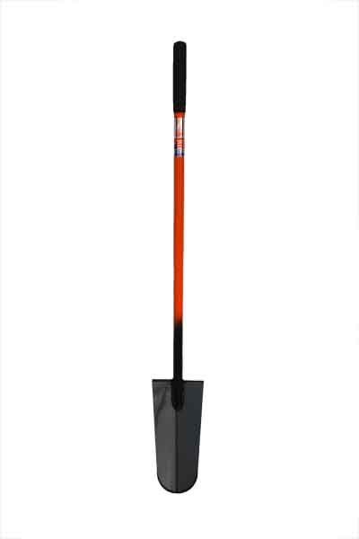 HDT SHV/SL700-OR - Oregon Tile Spade - Long Handle