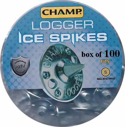 SAF RC/100 - Champ Replacement Caulks (Box of 100)