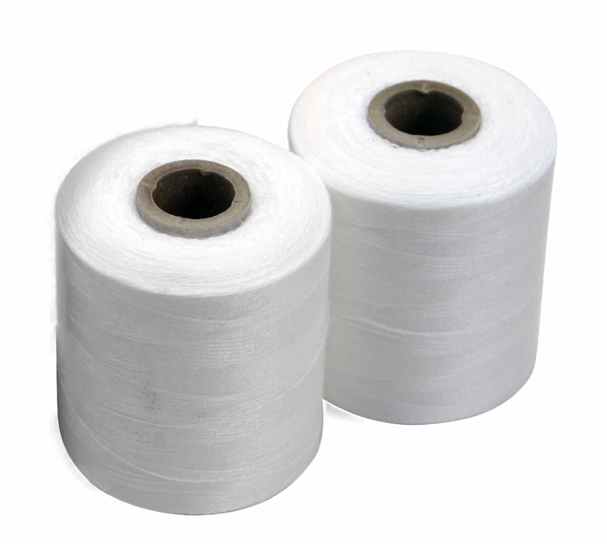 FOR HIPCH/T - Hip Chain Replacement Thread 9,000 ft. roll (white)