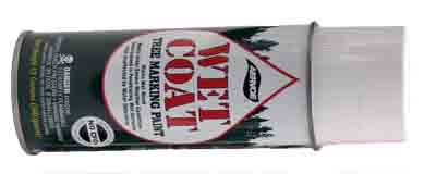 PNT 694 - Aervoe Wet Coat Tree Marking Paint - White Case of 12 cans