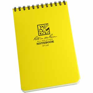 RTR MHP146 - Rite in the Rain Pocket Memo Books - Hip (100 pages) - MHP146
