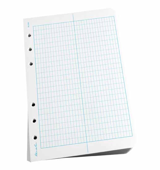 RTR LL302 - Rite in the Rain Loose Leaf pages (100 sheets) - Transit - LL302