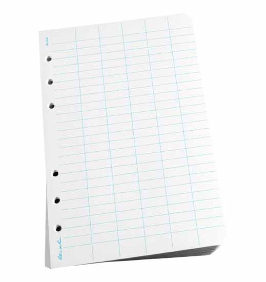 RTR LL312 - Rite in the Rain Loose Leaf pages (100 sheets) - Level - LL312