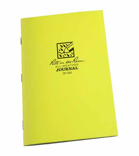 RTR NB391FX - Rite in the Rain Stapled Notebooks - Journal (48 pages) - NB391FX