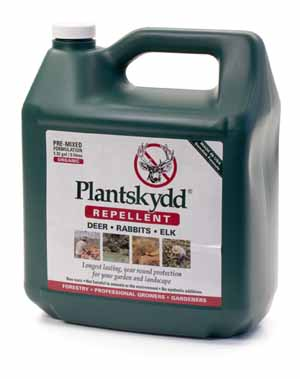ANI PSKD/1.3G - Plantskydd Deer Repellent Pre-Mix 1.3 gallon