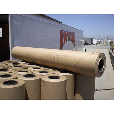 FOR SPK4300/W - Kraft Clean Burn Slash Pile Paper - WAXED