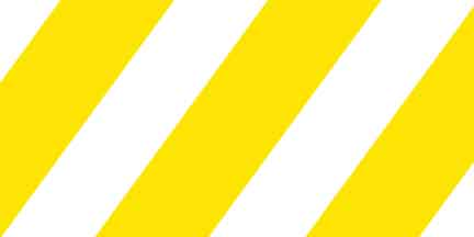 FLG SWY - Yellow/White Striped Flagging