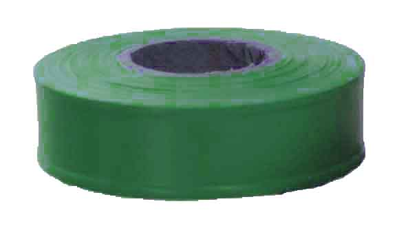 FLG TFG - Green Regular Solid Color Flagging