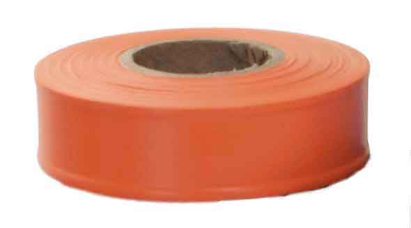 FLG TFO - Orange Regular Solid Color Flagging