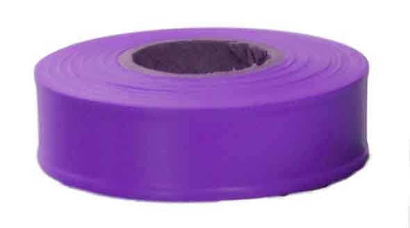 FLG TFPP - Purple Regular Solid Color Flagging