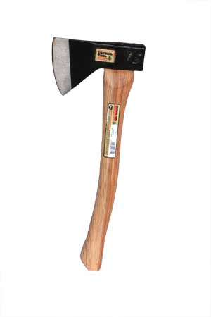 "HDT AX/HB18 - Council Tool Hudson Bay Axe - 18"" Handle"