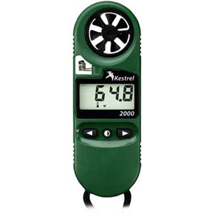 FOR KES2000 - Kestrel* 2000 Pocket Weather Meter