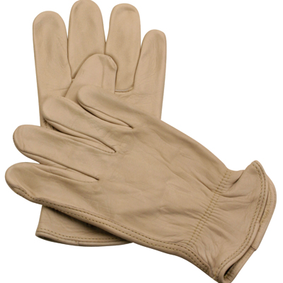 "GLV 1510/Med - Better ""A"" Grade Leather Driver Gloves medium - Priced/doz."