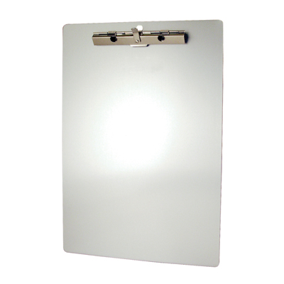 FOR TAT/ALC812 - Aluminum Clipboard w/ Low Profile Clip