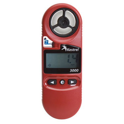 FOR KES3000 - Kestrel* 3000 Pocket Weather Meter