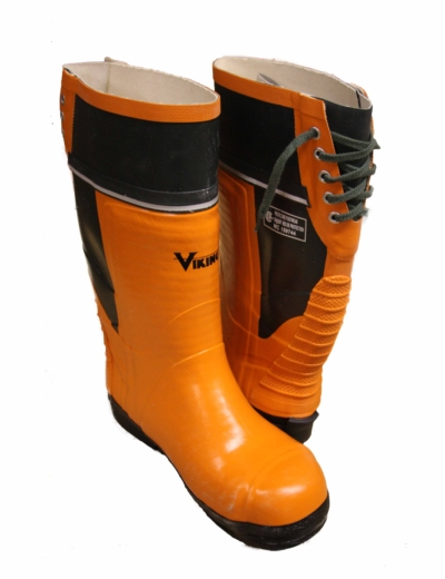 SAF VW65 - Viking Chainsaw Rubber Caulk Boots - Size 12