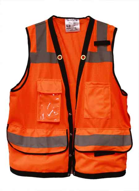FOR CV/SAF-XL - Safety Cruiser Vest - XLarge