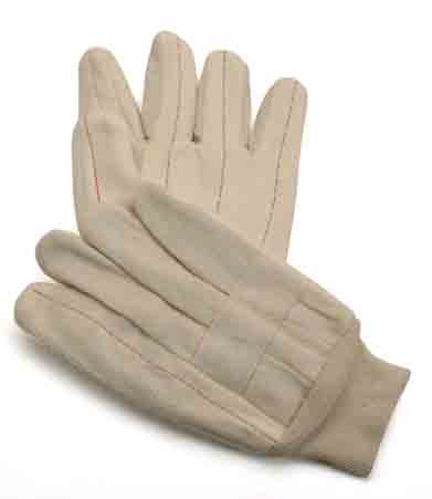 GLV 4553ML - Hot Mill Cotton Work Gloves (per dozen)