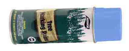 PNT 650 - Aervoe Tree Paint - Blue Case of 12 cans