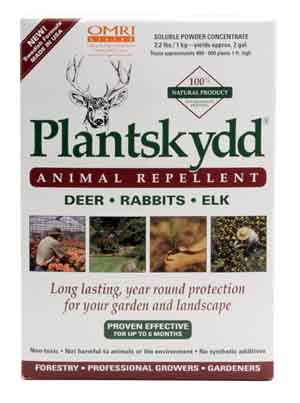 ANI PSKD/R - Plantskydd Deer Repellent 2.2 lb. powder
