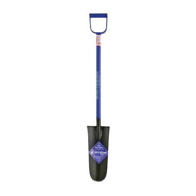 HDT SHV/SD700 - Wolverine All Steel Tile Spade Planting Shovel